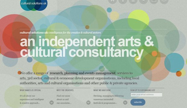cultural solutions uk - planning and events management services