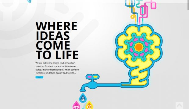 Thinknologies - Where ideas come to life - Webdesign inspiration www ...