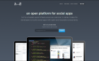 hull - an open platform for social apps