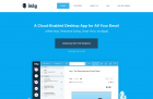 Inky - A Cloud-Enabled Desktop App for All Your Email