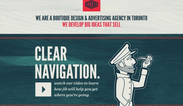 A boutique advertising agency in toronto jib strategic for Design agency toronto
