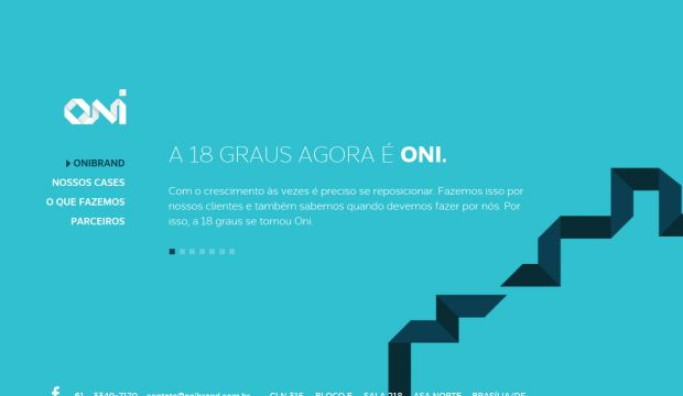 Oni Branding and Design