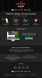 The Pixel Bureau - Freelance Creative Design and Digital Design