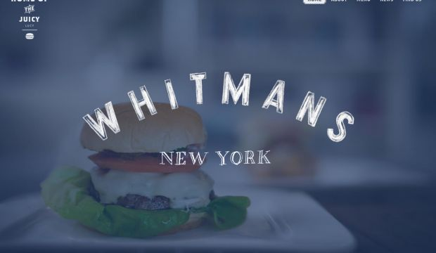 Whitmans Restaurant is located in the heart of the East Village
