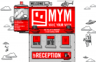 Make Your Mark - MYM Creative Agency - Graphic and web design