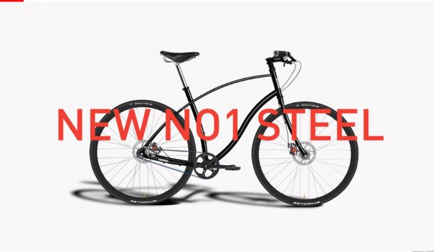Budnitz Bicycles - High end titanium and steel city bikes