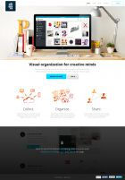 Icebergs - Visual organization for creative minds