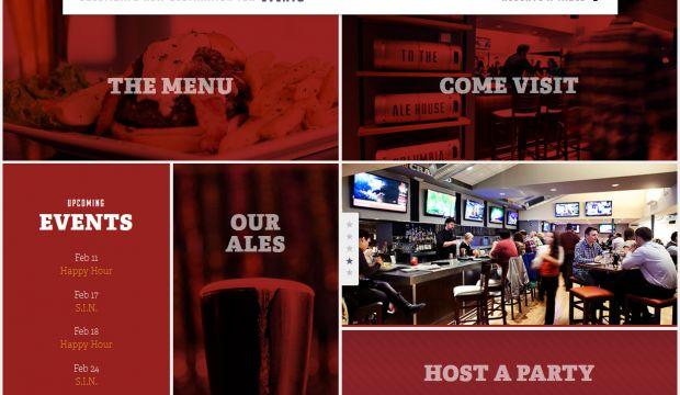Pics for gt restaurant ad design inspiration
