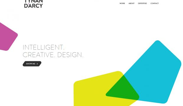 Tynan DArcy - we are a design agency focused on building successful brands