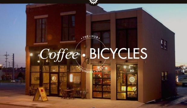 The Hub Coffee and Bicycles
