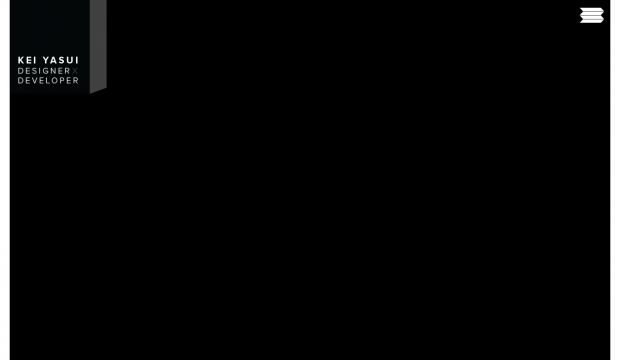 Kei Yasui Portfolio - NYC based designer and developer