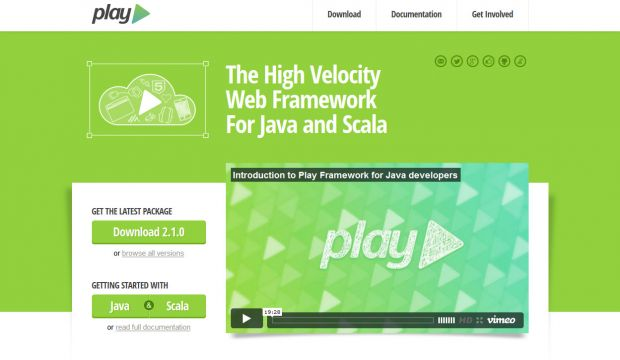 Play Framework - Build Modern and Scalable Web Apps with Java and Scala