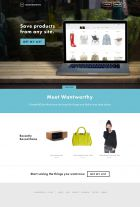 Wantworthy - Save products from any site