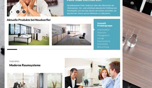 Neudoerfler   Office furniture and office systems. Neudoerfler   Office furniture and office systems   Webdesign