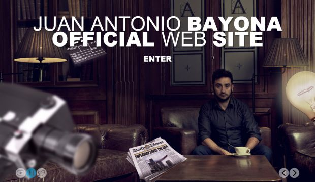 Juan Antonio Bayona - Official Web Site