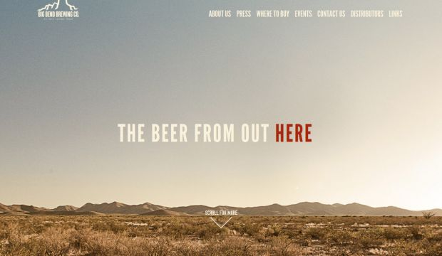 Big Bend Brewing Company - The Beer From Out Here