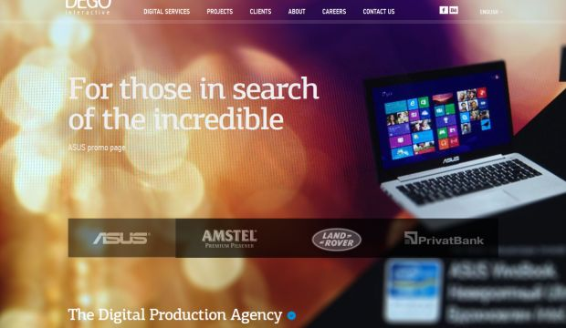 DEGO Interactive - A friendly digital agency