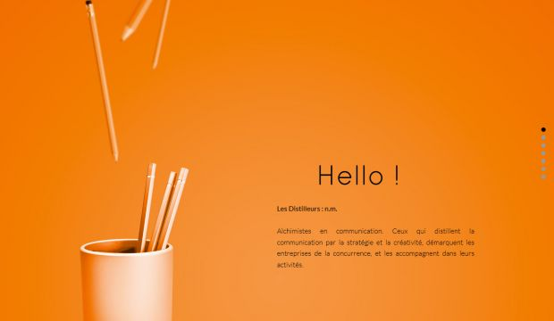 Les Distilleurs - Counseling agency communication and advertising ...