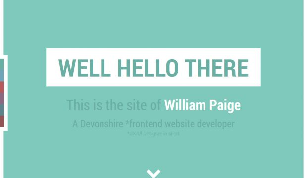 Portfolio of Will Paige a UX/UI Developer