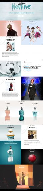 Jean Paul Gaultier - Fashion Fragrances Beauty