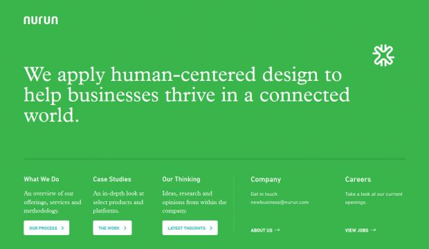Nurun global design and technology consultancy for Global design consultancy