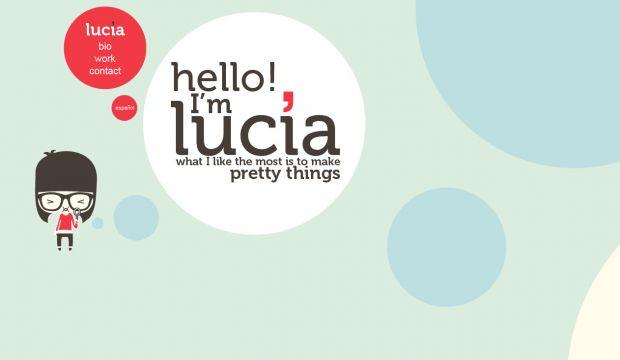 Lucia Soto - Graphic design Illustration Photography - Webdesign ...