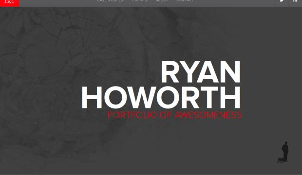 Ryan Howorth - Portfolio