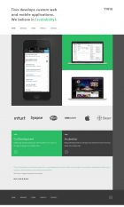 Tivix - develops custom web and mobile applications