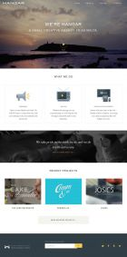 Web Design and Graphic Design - Hangar Creative Agency