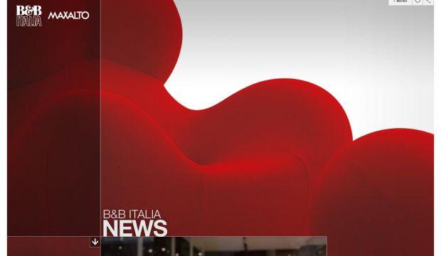 Bandb italia modern contemporary furniture webdesign for Best modern furniture websites