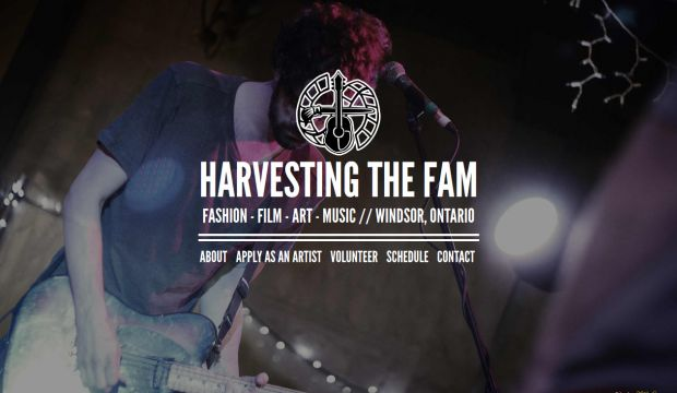 Harvesting the FAM - Music Art Fashion and Film Festival