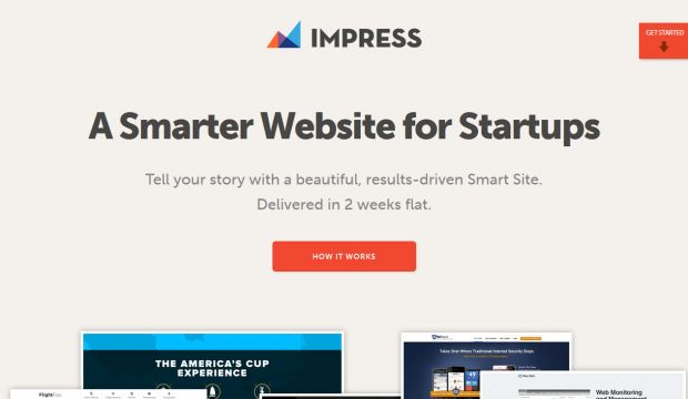 Smart Site Design in 2 Weeks - Impress