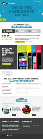 The App Developers - App Development for Android iPhone iPad and iPod