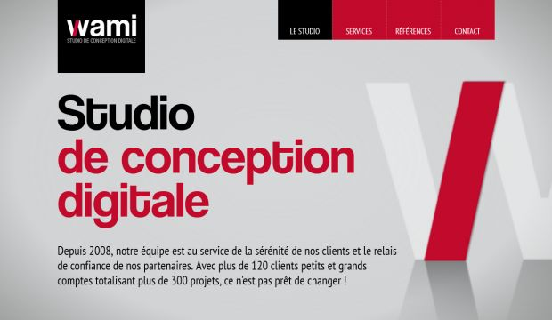 WAMI Concept - Studio digital design