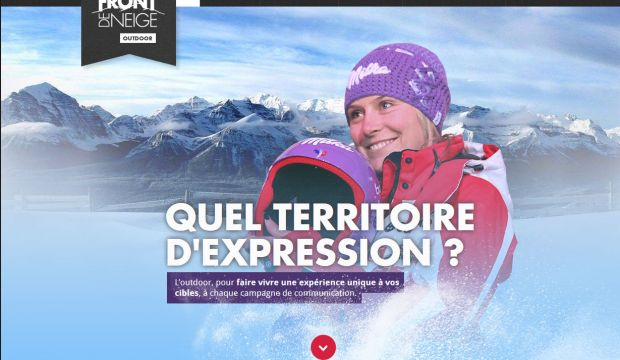 Front Snow - Outdoor Sports Marketing Agency