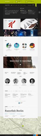 Razorfish - Agency for Marketing Experience and Enterprise Design