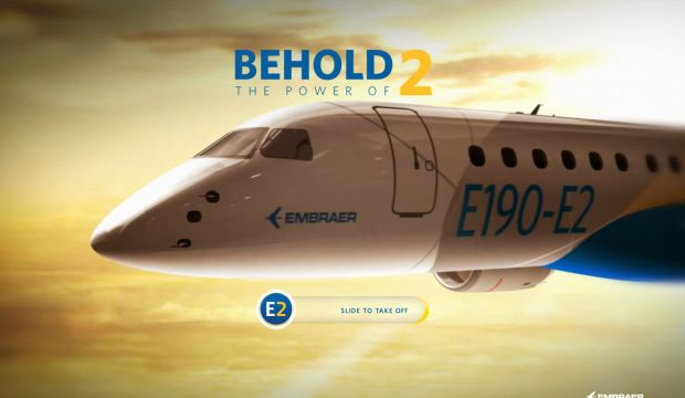 Embraer - The Power of Two