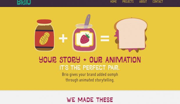 Brio - Animated explainer videos animation for the web and TV