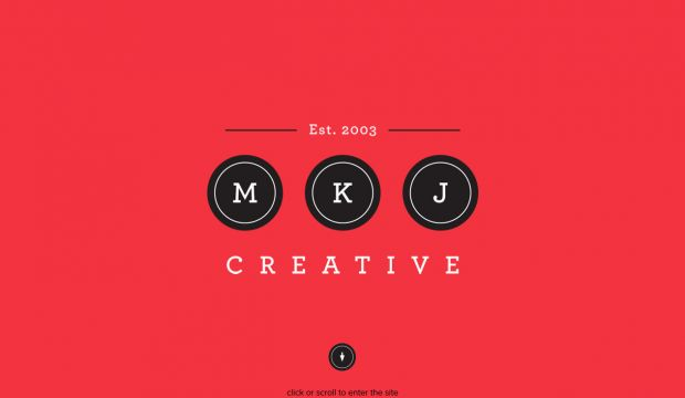 Websites Graphic Design and Brand Identity Design - MKJ Creative Agency