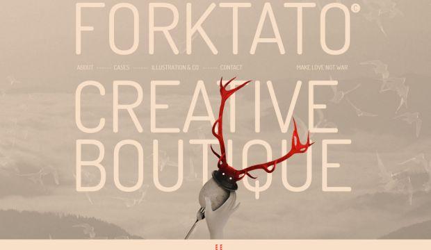 Forktato Freelance Art Director And Graphic Designer