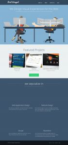 Pixel Wrapped - Website design and development