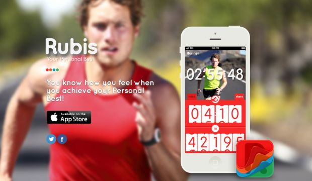 Rubis - Your Personal Best - Available on the AppStore