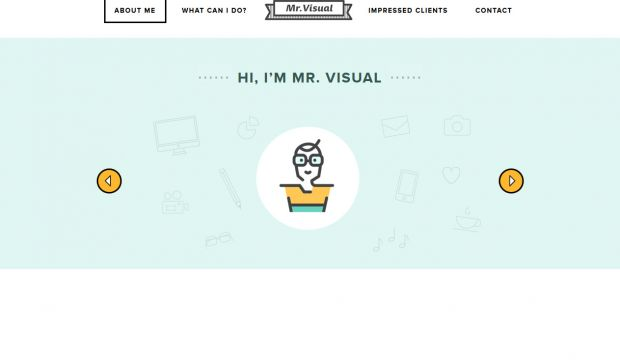 Mr Visual - Infographics and Animations