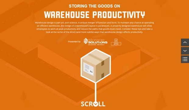 Storing the Goods on Warehouse Productivity - Storage Solutions