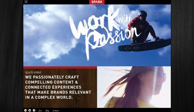 SPARK - Work With Passion