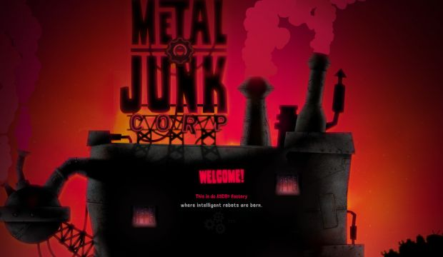 Metal Junk - The Game