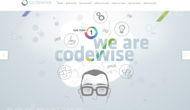 CodeWise - Web applications development studio