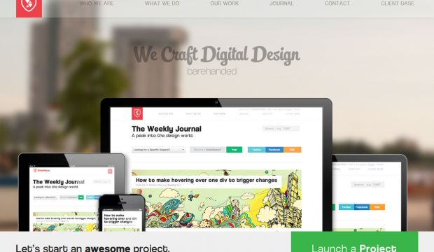 Smashious - Rotterdam-Based Creative Digital Web Design