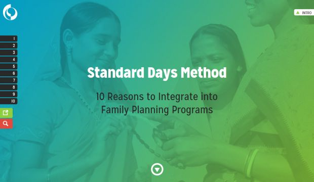 10 Reasons to Integrate Standard Days Method into