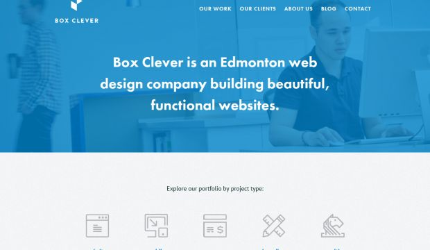 Box Clever - Edmonton Web Design and Digital Media Agency